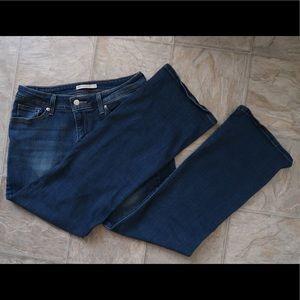 Women's Levi Jeans 529 bootcut
